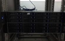 某外企服务器磁盘掉线超过冗余数量恢复完毕