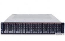 IBM V7000存储虚拟化数据池数据恢复成功