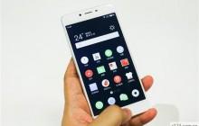 魅族 魅蓝e2手机屏幕维修,换外屏玻璃。