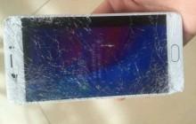 魅族 魅蓝note5外屏修复更换外玻璃及总成