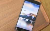 一加4手机屏幕碎了,显示正常换外屏修复就好了。