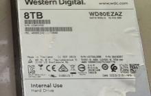 海南省三亚市某婚庆公司的8TB磁盘数据恢复成功