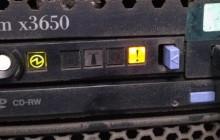 某学校IBM System x3650服务器磁盘掉线后数据恢复完毕
