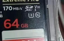 西安某婚庆公司佳能EOS 6D2的SD卡录像文件恢复成功